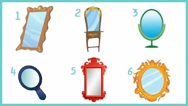 Тест на личность: Выберите зеркало и откройте для себя свое отражение!