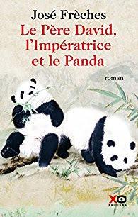 Chine, Panda, lazariste, Impératrice, missionnaire