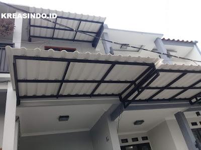 Ini Dia 10 Lebih Model Canopy Besi Minimalis yang Cocok untuk Garasi Rumah Anda