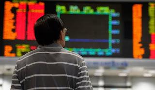 Pasar Saham Asia Anjlok Akibat Eskalasi Perang Dagang AS-Cina Meningkat