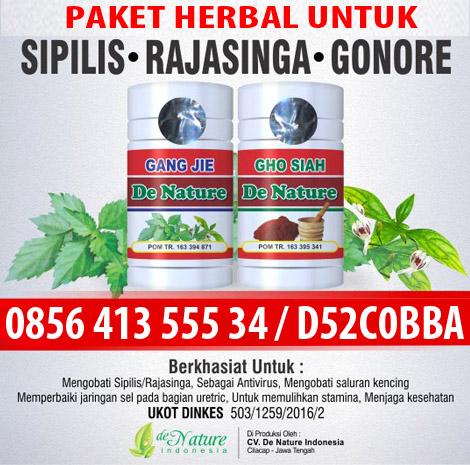 Obat Herbal Alami Buat Sipilis