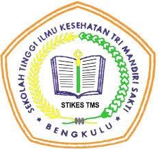 Download Logo STIKES Tri Mandiri Sakti Bengkulu PNG Lambang Kampus TMS Tanpa Background HD