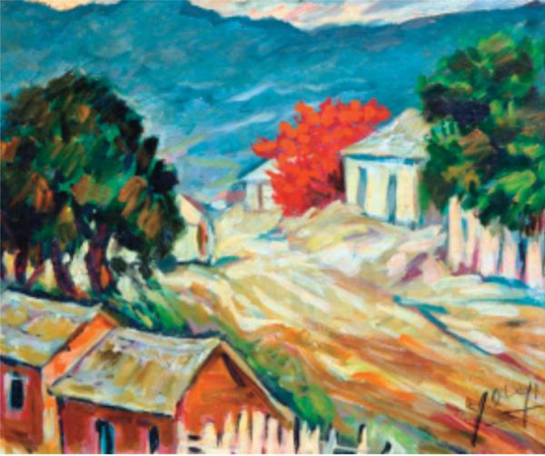Camino de Santiago, 1954