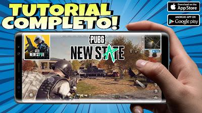 PUBG NEW STATE segunda beta
