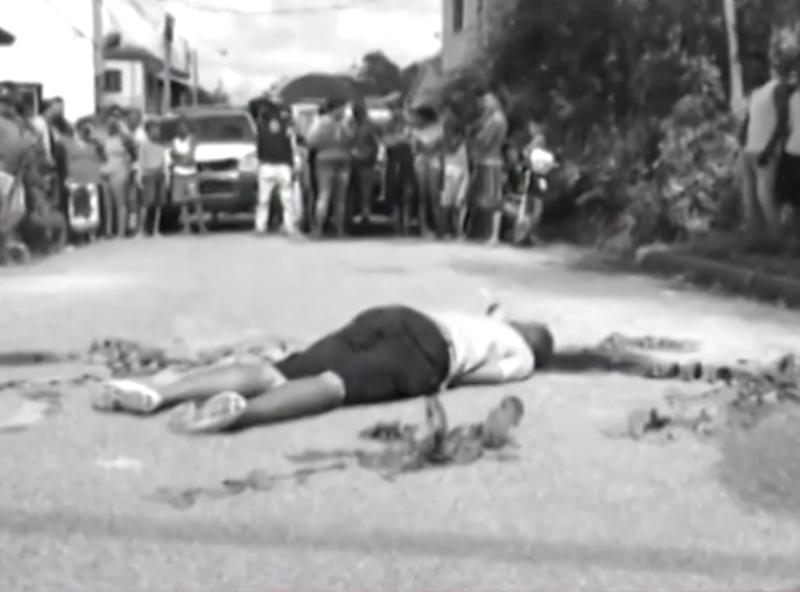 Video: Matan hombre de un tiro en la cabeza por un celular en SFM