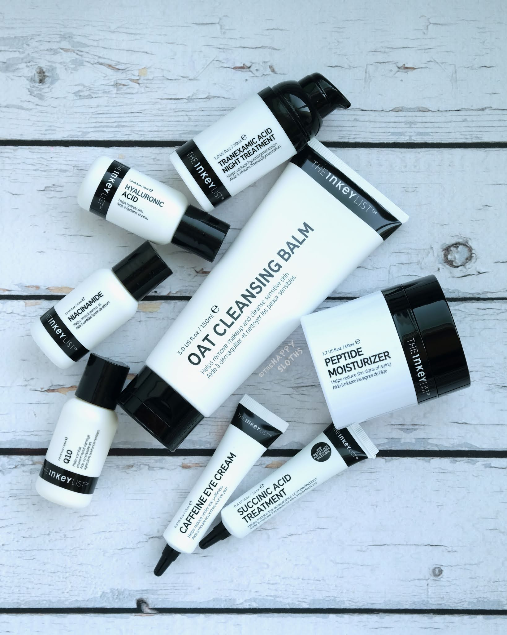 The INKEY List   Clean & Affordable Skincare Range: Review