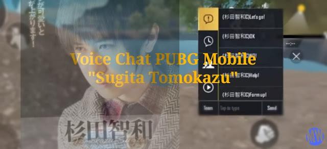 Download Active.sav Voice Chat 'Sugita Tomokazu'