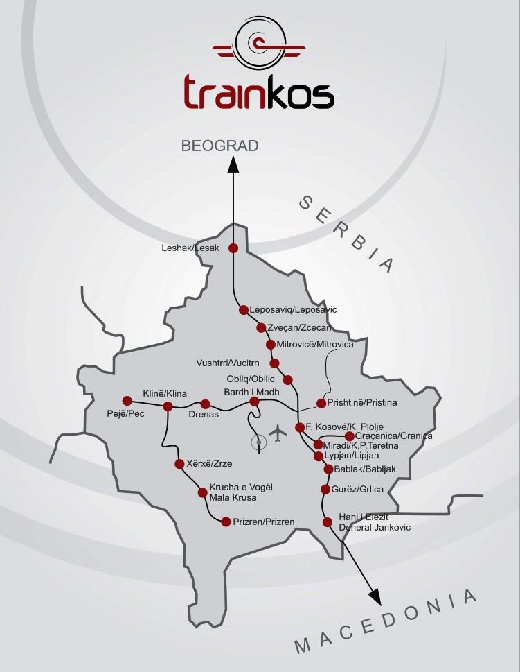 Balkan Railways News Kosovo Novi Red Voznje Kosovske Zeleznice