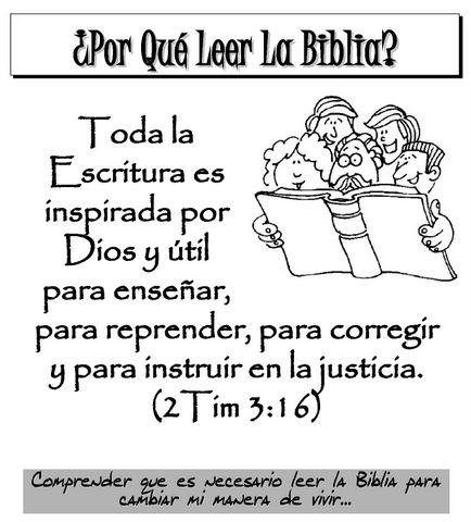Dibujos Cristianos Para Colorear Con Citas Biblicas