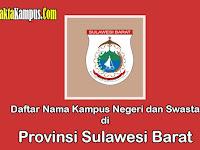 15+ Kampus Terbaik di Sulawesi Barat yang Negeri dan Swasta