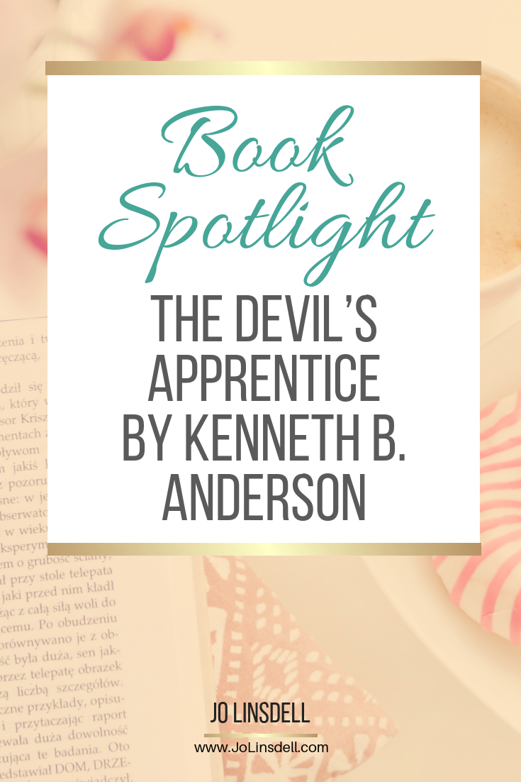 Book Spotlight: The Devil's Apprentice by Kenneth B. Anderson @The_WriteReads