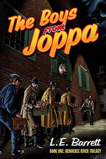 The Boys from Joppa - historical pulp fiction that will emotionally move you by L. E. Barrett