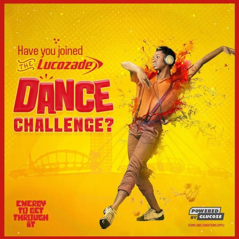 Got The Dance Moves? Let's Do The Lucozade Dance Challenge! #Arewapublisize