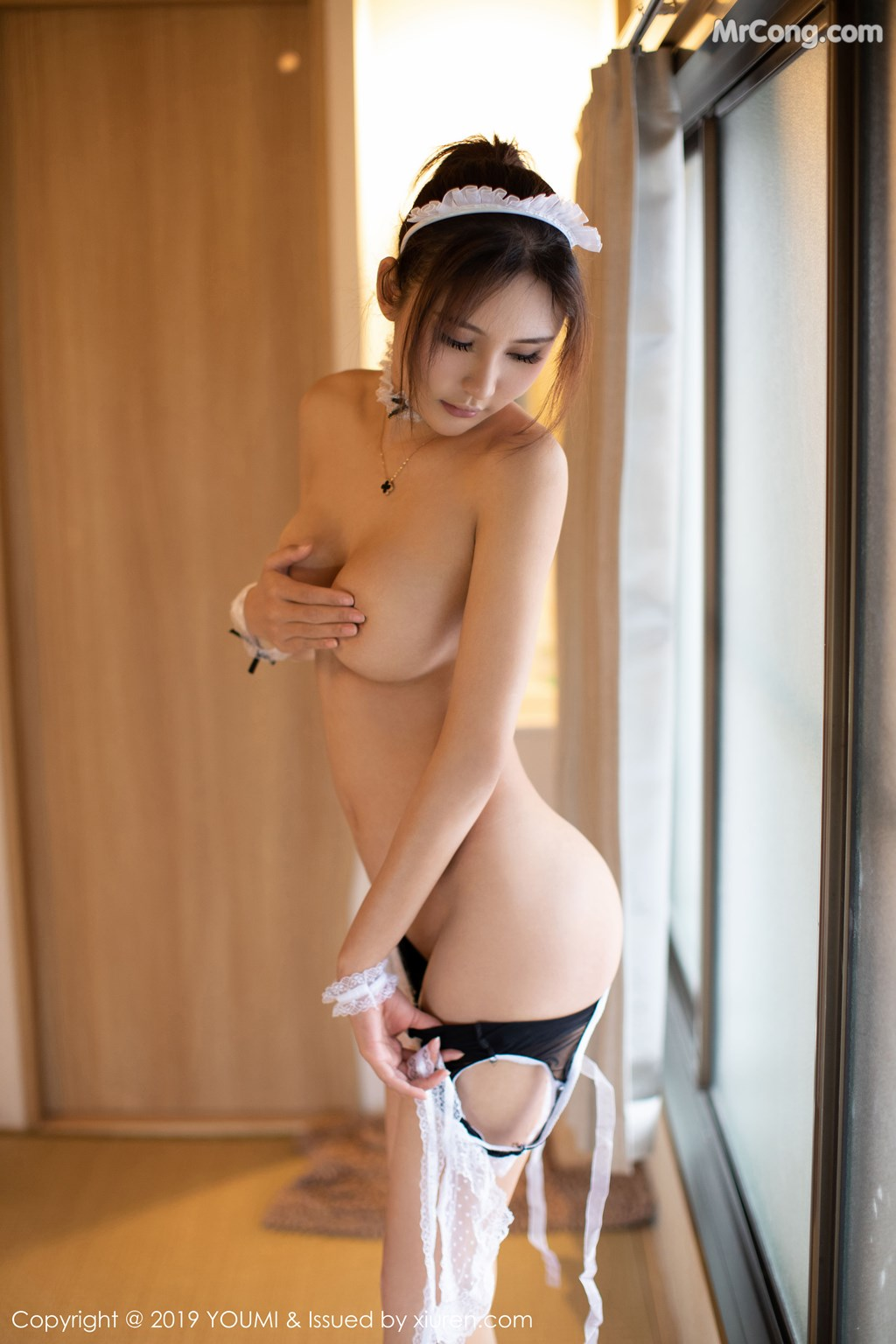 Image YouMi-Vol.299-SOLO-MrCong.com-009 in post YouMi Vol.299: SOLO-尹菲 (41 ảnh)