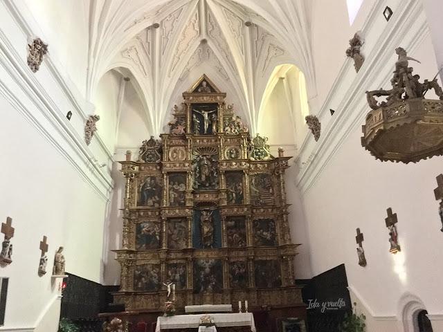 Retablo Santa María