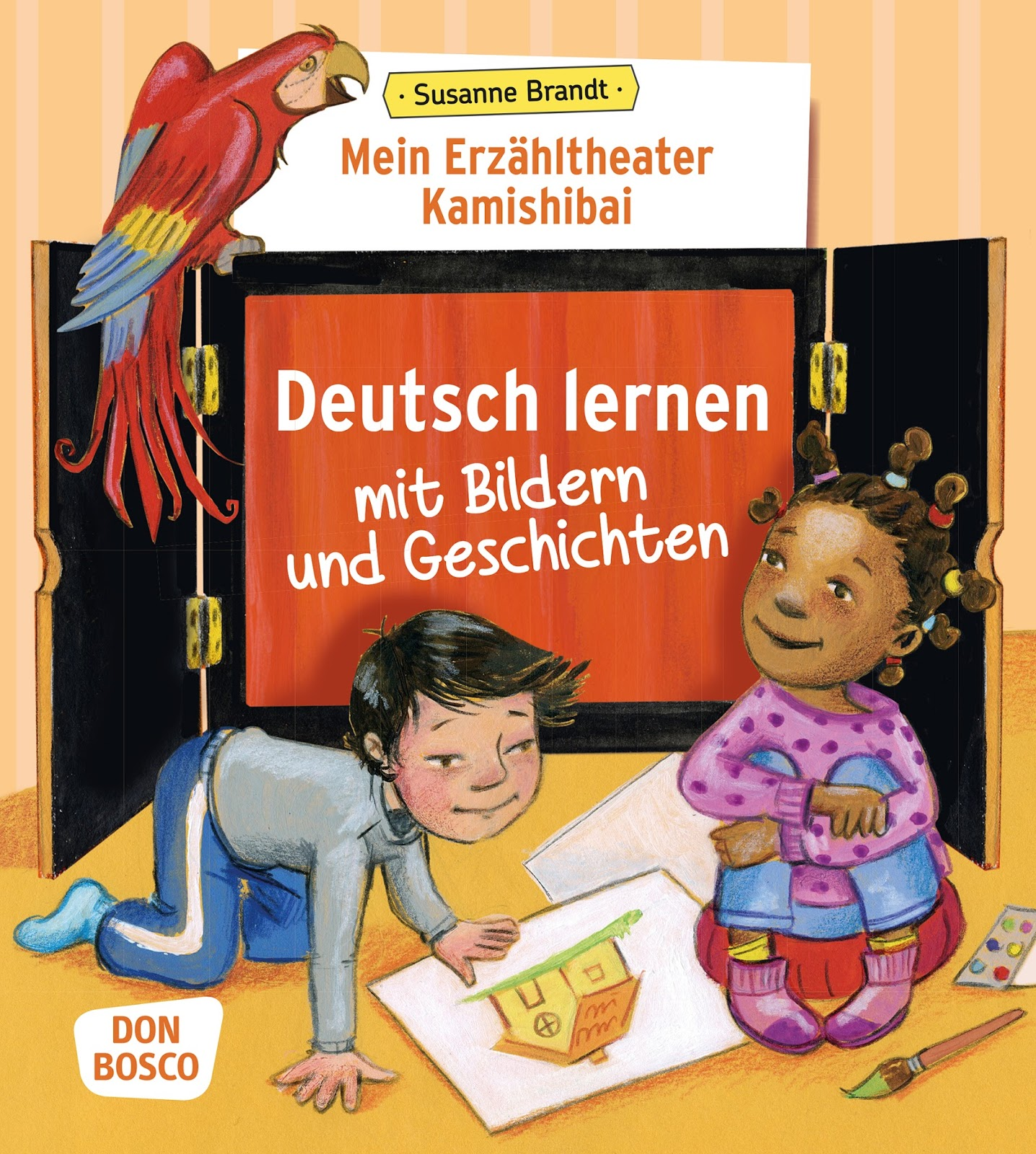 kinderbuchkiste deutsch lernen mit bildern und geschichten. Black Bedroom Furniture Sets. Home Design Ideas