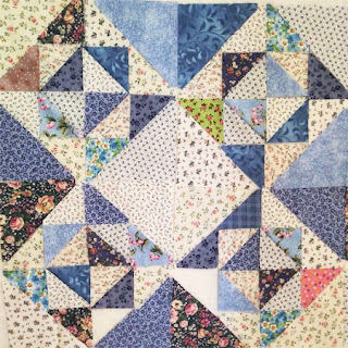 Country Cousin quilt: QuiltBee