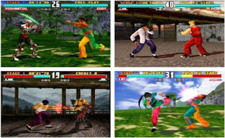 Download Tekken 3 APK Android - HD Game Fighting For Android Free