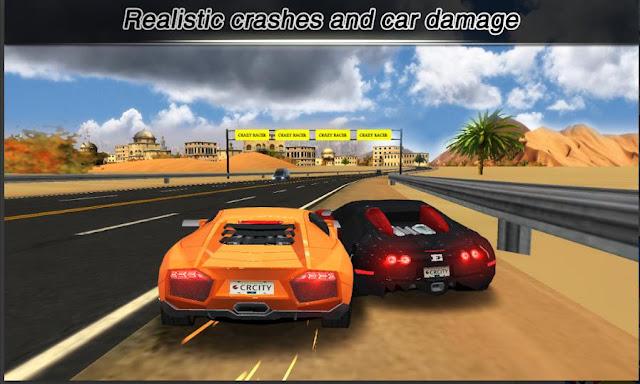 Permainan Mobil Balap 3D: City Racing 3D Mod Apk
