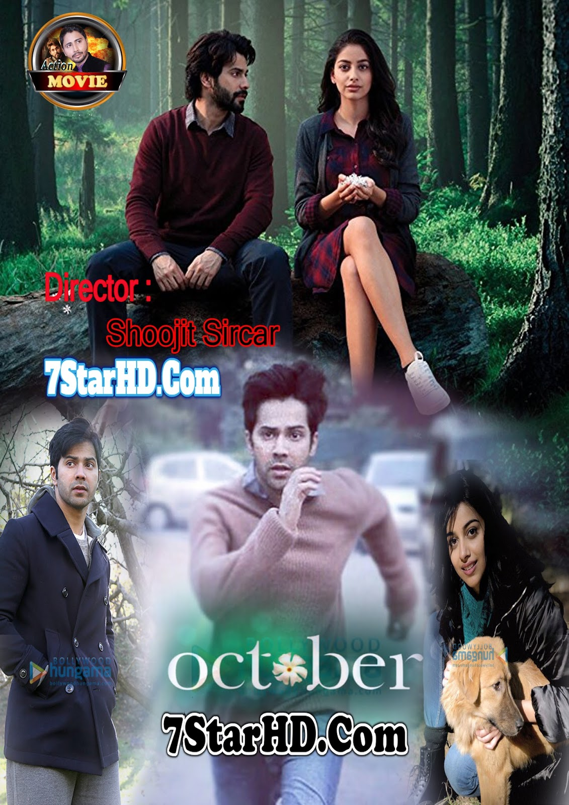 October 2018 Hindi DVDScr 700MB x264 Full Movie