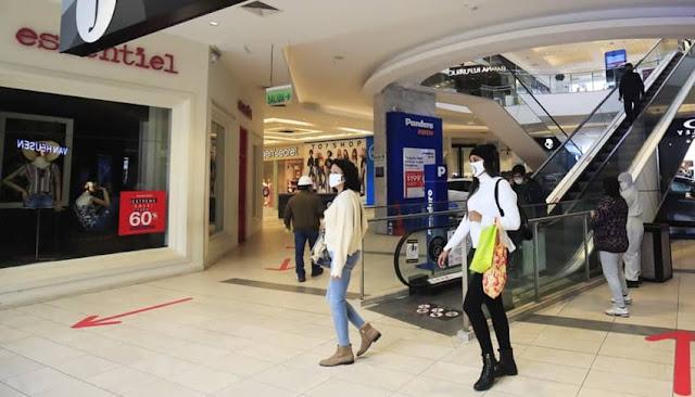 Niños y adultos mayores pueden ingresar a centros comerciales