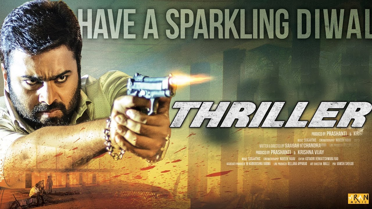 Thriller (2018) Hindi Dubbed 450MB HDRip 480p x264