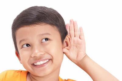 kemampuan mendengar anak