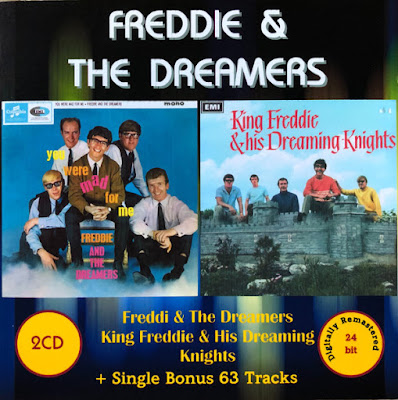 Freddie & The Dreamers - You Were Mad For Me (1964)