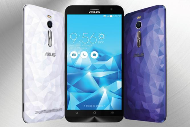 Brigadier Android : Asus Launches Zenfone 2 Delux and Zenfone Max