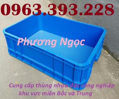Thùng nhựa đặc B1, sóng nhựa công nghiệp, thùng nhựa có nắp, hộp nhựa linh kiện TN%25C4%2590B16