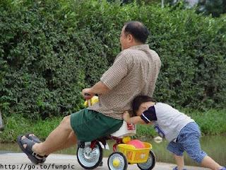 Fotos engraçadas dia dos pais