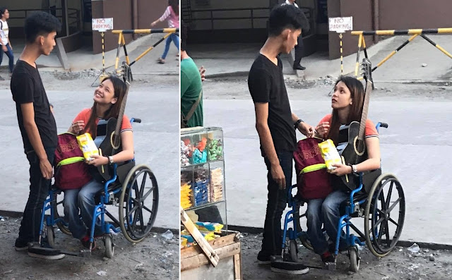 For their sweetness, young couple from RMMC-Gensan goes viral