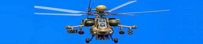Russia's Mi-28NM 'Breakthrough' Attack Gunship Can Launch Drones