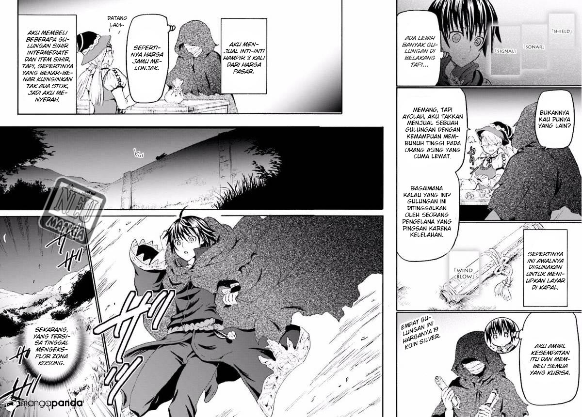 Baca Manga Death March Chapter 34 Bahasa Indonesia