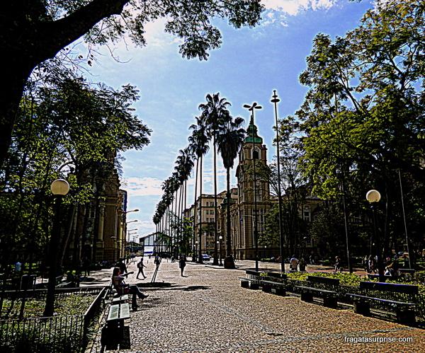Praça da Alfândega - Porto Alegre - RS