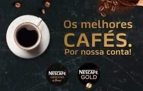 Cadastrar Promoção Nescafé Experimente Grátis - Dinheiro de Volta