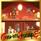Games2Escape - G2E Attic House Escape 3