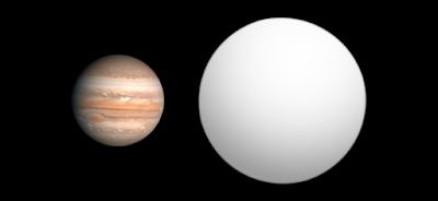 Descubre al sorprendente exoplaneta TrES 4b, un planeta extrasolar de récord Guinness