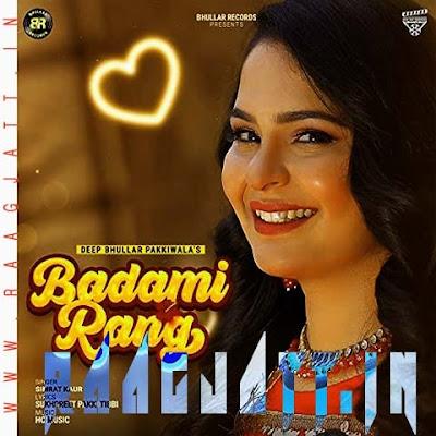 Badami Rang by Simrat Kaur lyrics