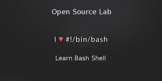 Belajar dan Mengenal Bahasa Pemrograman Bash GNU/Linux Untuk Pemula