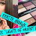 Youtube | EERSTE INDRUK `Essence `Lights of Oriënt palette