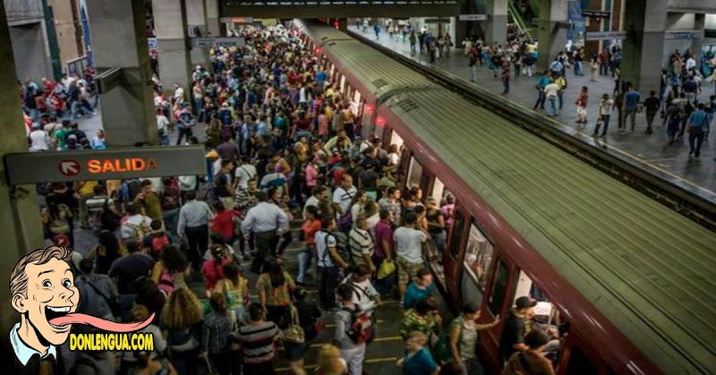 Maduro cerrará el Metro y los transportes públicos por causa del aumento del COVID
