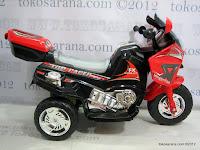 4 Motor Mainan Aki Pliko PK9088 Top Racer