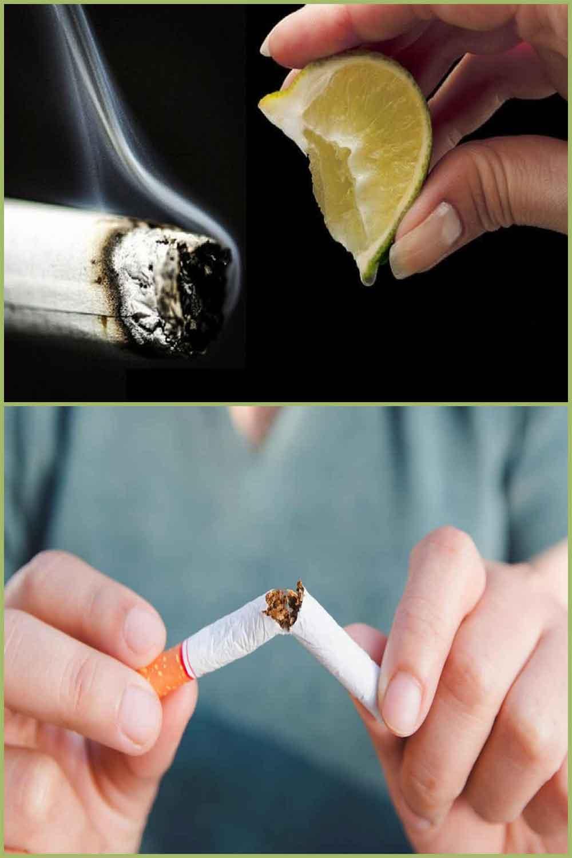 Moyens naturels d'arrêter de fumer pour de bon