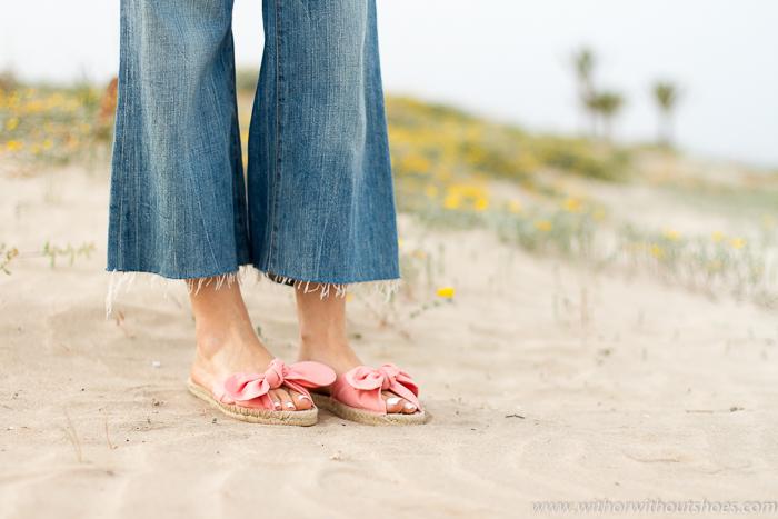 Blog influencer adicta a los zapatos calzado de verano