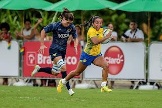 Carlos Paz se prepara para el Sudamérica Rugby Sevens femenino
