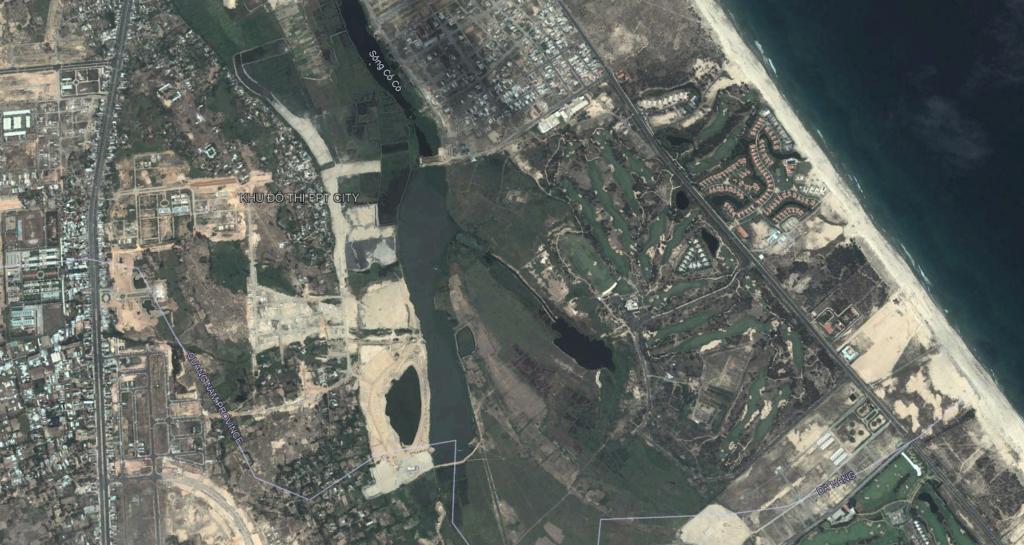 Tiến Độ Hạ Tầng FPT City Tháng 8/2013
