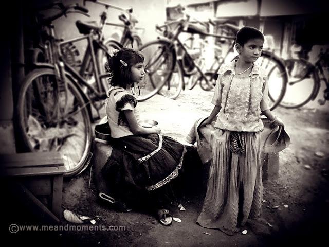 street kids photography, slum photography