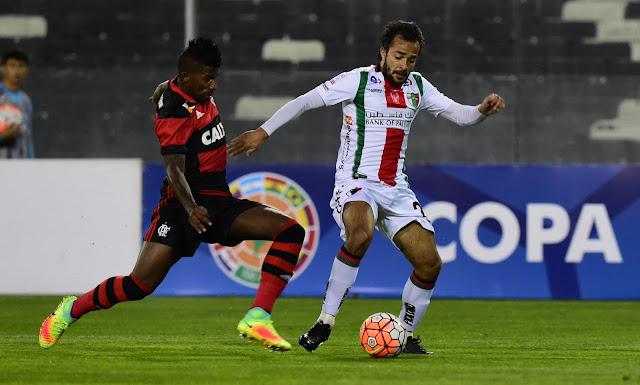 Horário do jogo Flamengo x Palestino nesta quarta (05/07/2017)