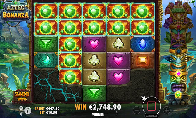 Ulasan Slot Pragmatic Play Indonesia - Aztec Bonanza Slot Online